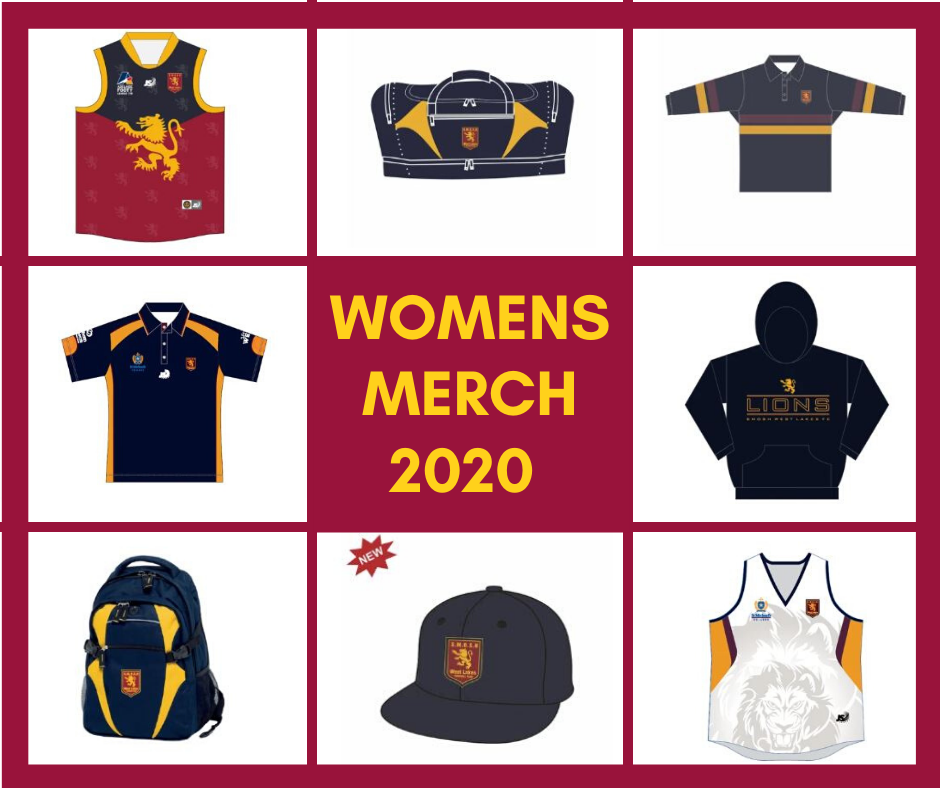 Women's Merch