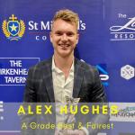 A - Alex Hughes