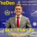 B - Luke Thomson
