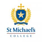 SMC Crest (blue text) Square